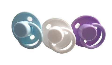 Sure Baby - Silicone Cherry Soother dummy pacifier - 3 colours to choose from